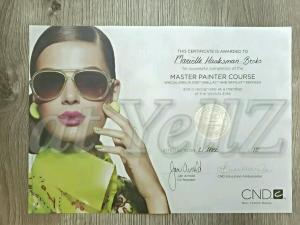 Cnd - MASTER PAINTER Course