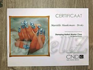 Stamping NAILART MASTER Class