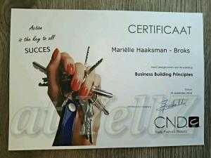 Business Building Principles